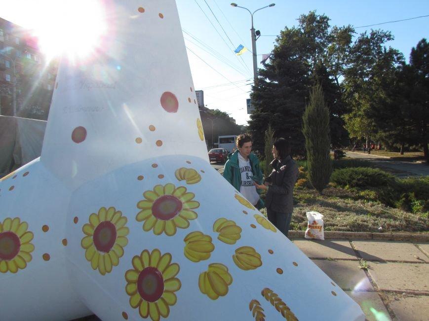 Мариупольцам предложили стать художниками и украсить город (ФОТО), фото-4