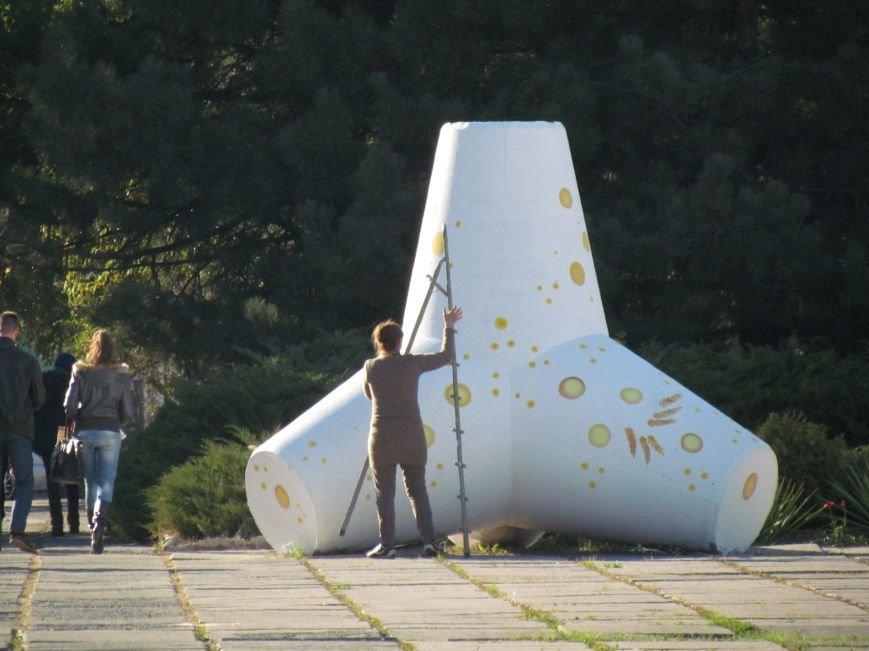 Мариупольцам предложили стать художниками и украсить город (ФОТО), фото-1