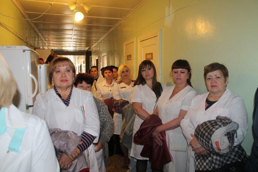 В кардиологическом отделении ЦРБ завершен ремонт санитарно-гигиенических помещений, фото-5
