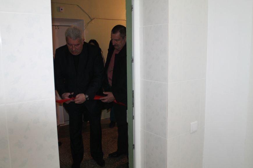 В кардиологическом отделении ЦРБ завершен ремонт санитарно-гигиенических помещений, фото-1