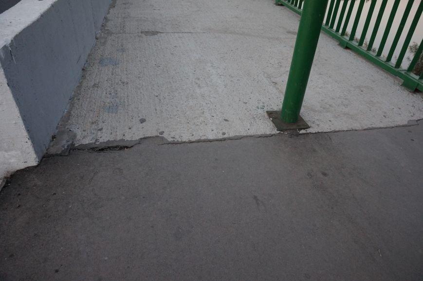 «Трещина на асфальте на мосту №7 образовалась на стыке двух плит из-за резкого перепада температуры» - Александр Катриченко (ФОТО) (фото) - фото 3