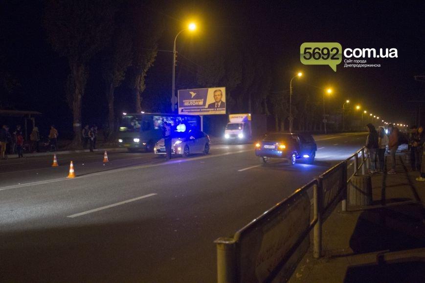 ДТП на проспекте Юбилейном в Днепродзержинске: сбили молодую девушку, фото-3