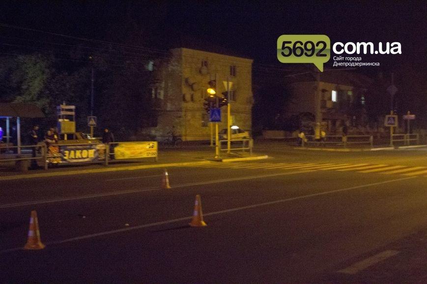 ДТП на проспекте Юбилейном в Днепродзержинске: сбили молодую девушку (фото) - фото 2