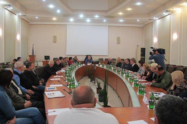 В Авдеевке обсудили проблемы малого и среднего бизнеса и пути их решения (ФОТО) (фото) - фото 1