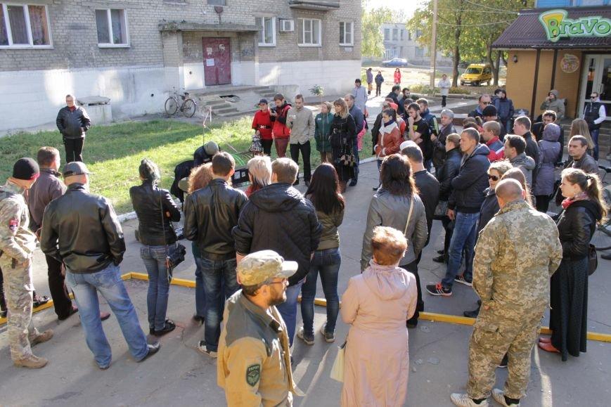 Piano Extremist играл на улице для жителей Доброполья (ФОТО, ВИДЕО), фото-5