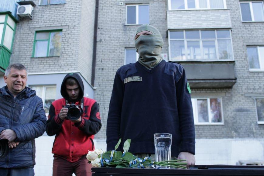 Piano Extremist играл на улице для жителей Доброполья (ФОТО, ВИДЕО), фото-8