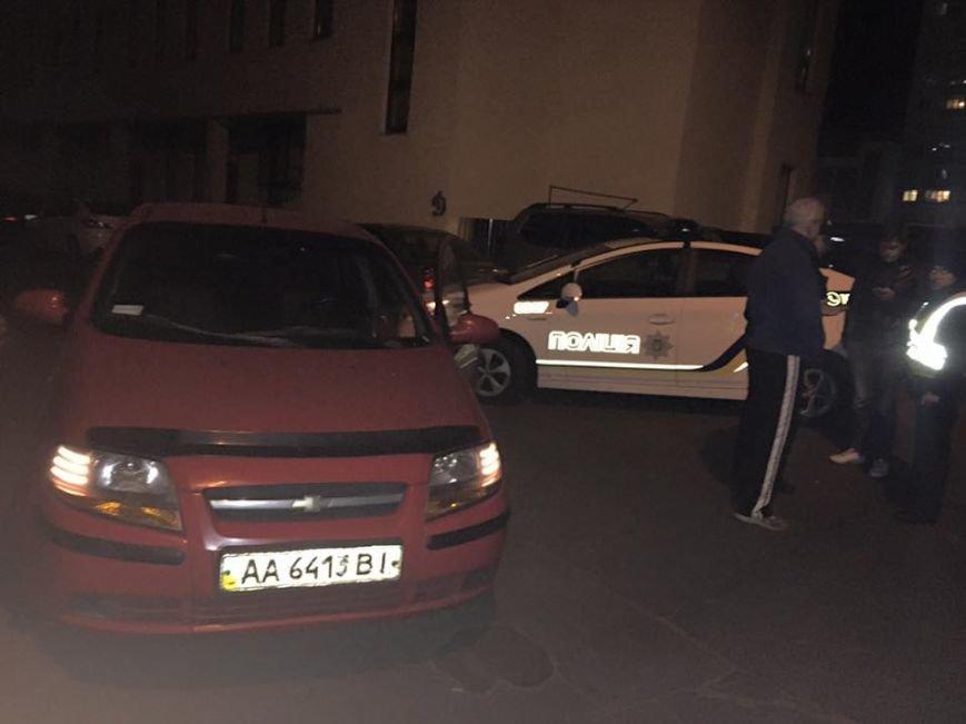 В Киеве таксист пытался задушить известную журналистку (ФОТО), фото-1