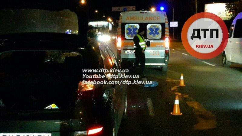 На Победы водитель ZAZ Forza тяжело травмировал пешехода (ФОТО), фото-5