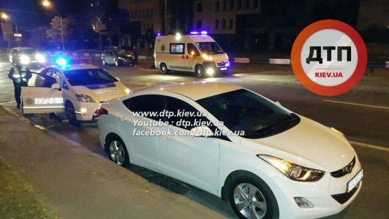 На Победы водитель ZAZ Forza тяжело травмировал пешехода (ФОТО), фото-1