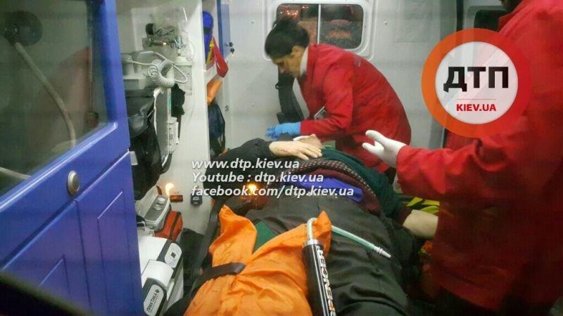 На Победы водитель ZAZ Forza тяжело травмировал пешехода (ФОТО), фото-6