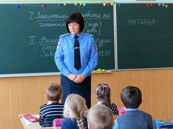 Прикарпатським дітлахам нагадали про правила дорожнього руху (ФОТО) (фото) - фото 1