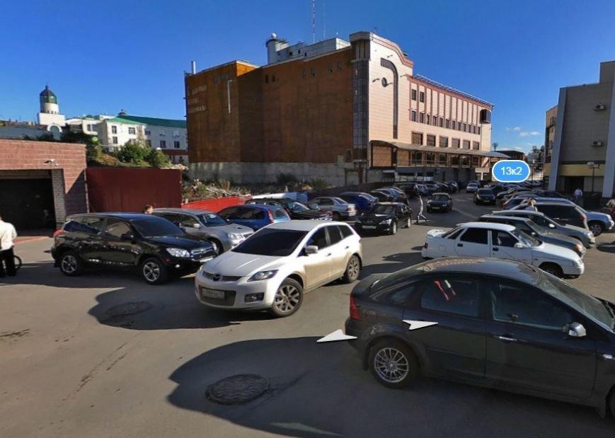В центре Ульяновска появится платная парковка (фото) - фото 1