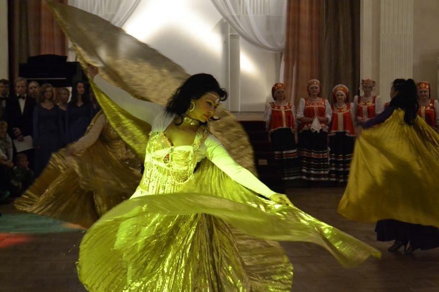 Юбилейный концерт в Пушкинском Доме Культуры, фото-4