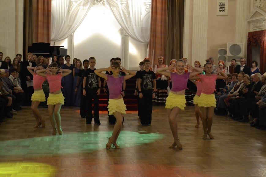 Юбилейный концерт в Пушкинском Доме Культуры, фото-5