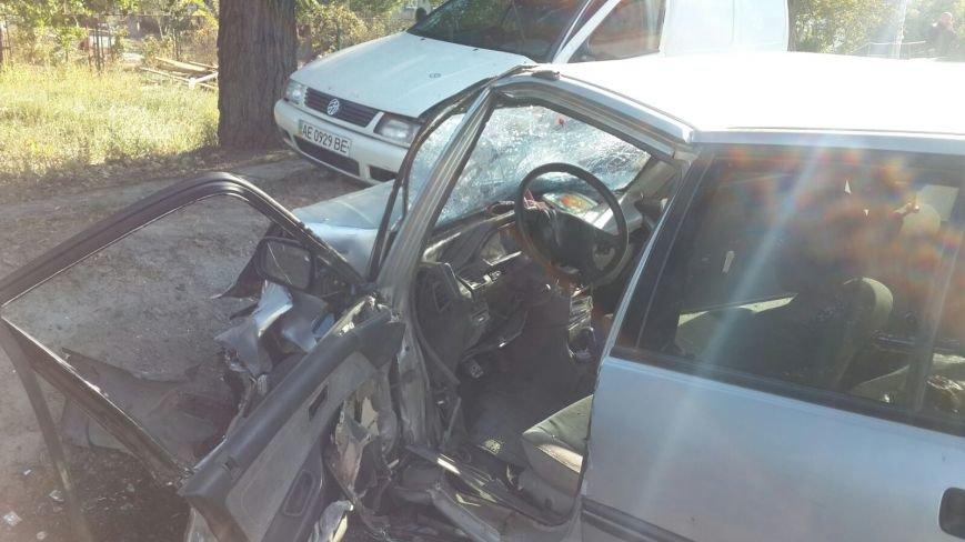 ДТП в Днепропетровске: столкнулись Honda Civic и VOLKSWAGEN (ФОТО), фото-5