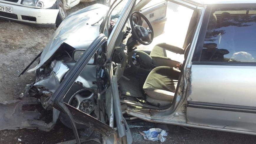 ДТП в Днепропетровске: столкнулись Honda Civic и VOLKSWAGEN (ФОТО), фото-4