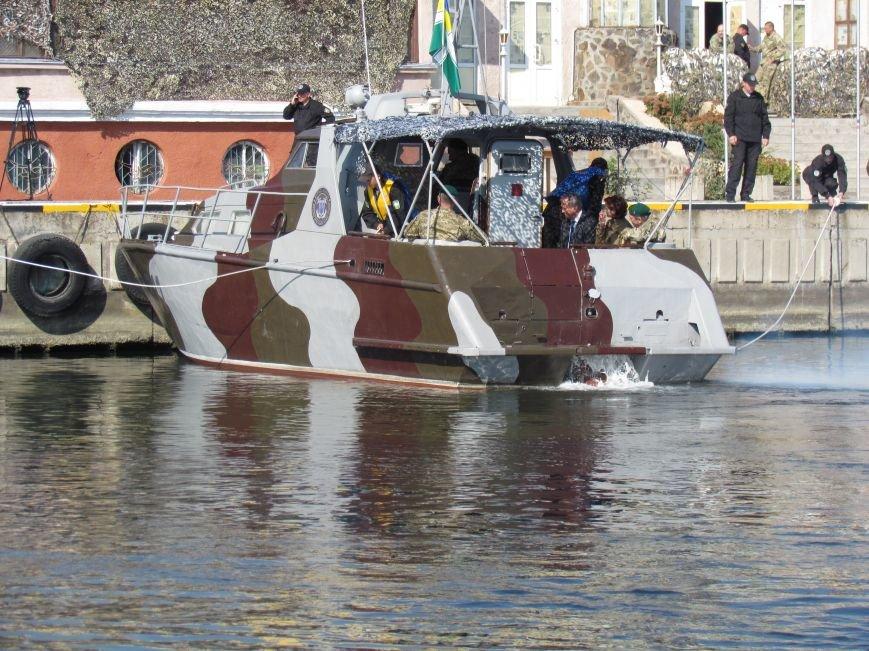 В Мариуполе экологи подарили пограничникам катер (ФОТО+ВИДЕО), фото-13