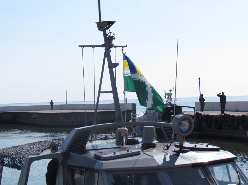 В Мариуполе экологи подарили пограничникам катер (ФОТО+ВИДЕО), фото-25