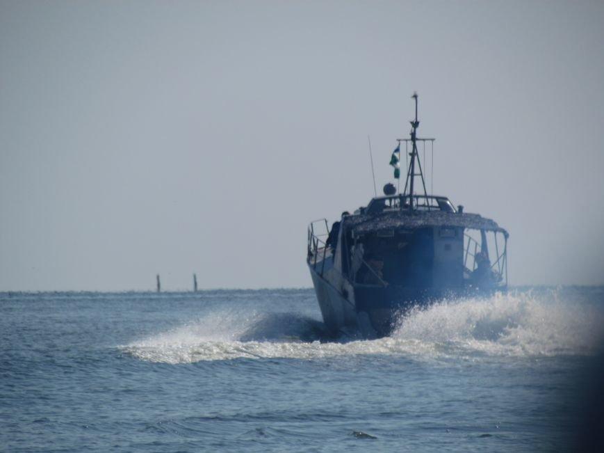 В Мариуполе экологи подарили пограничникам катер (ФОТО+ВИДЕО), фото-12