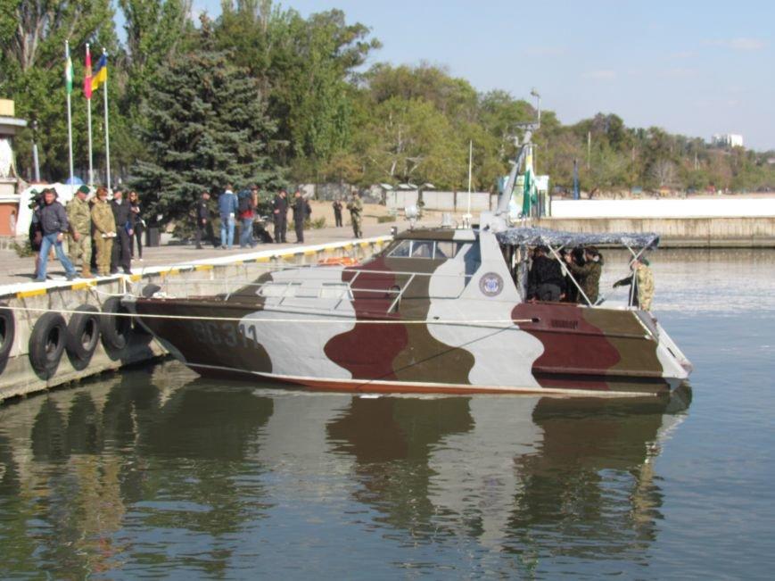 В Мариуполе экологи подарили пограничникам катер (ФОТО+ВИДЕО), фото-15