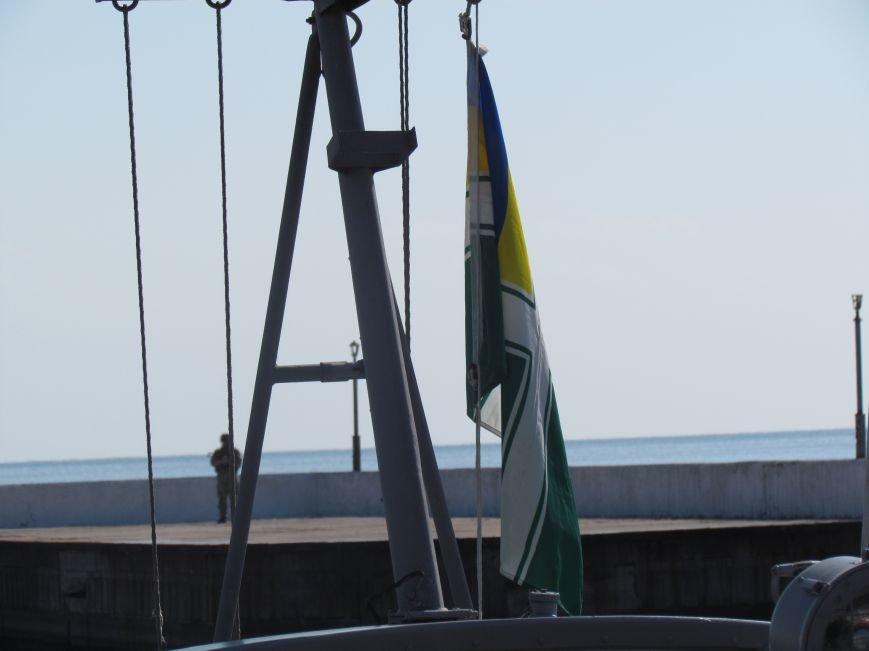 В Мариуполе экологи подарили пограничникам катер (ФОТО+ВИДЕО), фото-27