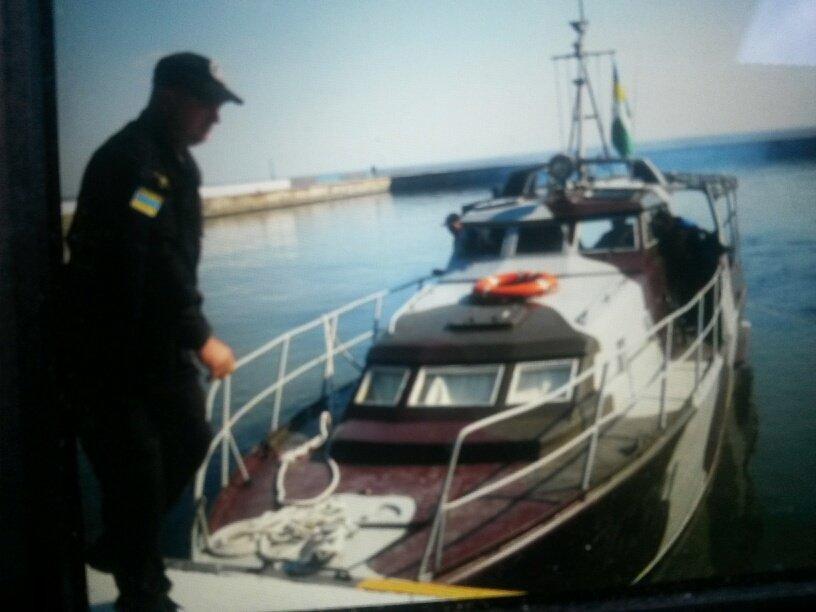 В Мариуполе экологи подарили пограничникам катер (ФОТО+ВИДЕО), фото-4