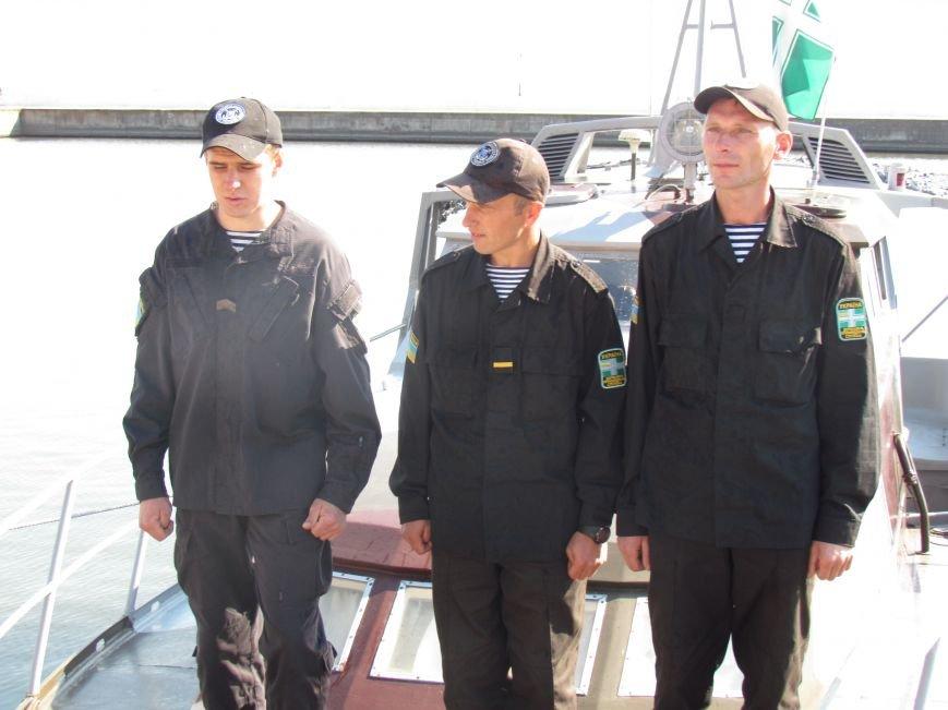В Мариуполе экологи подарили пограничникам катер (ФОТО+ВИДЕО), фото-16