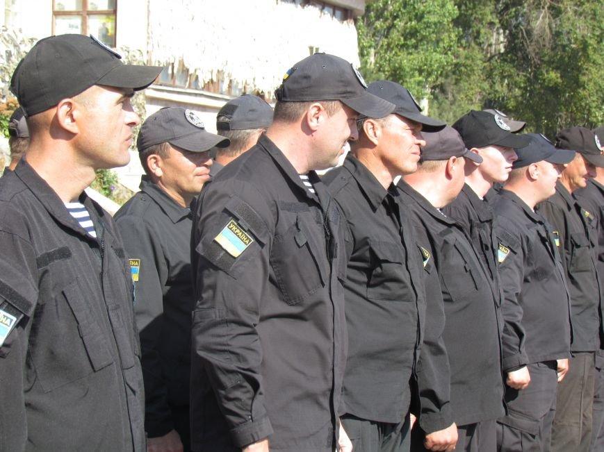 В Мариуполе экологи подарили пограничникам катер (ФОТО+ВИДЕО), фото-20