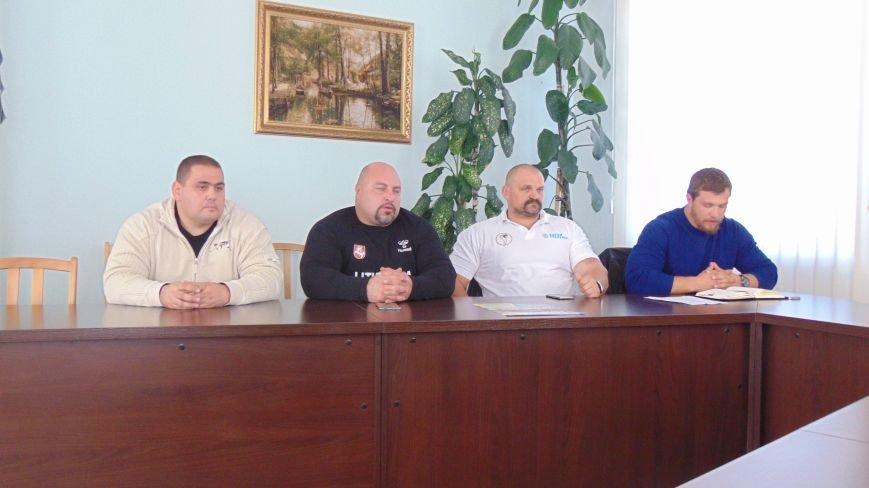 В Мариуполе состоится битва богатырей Украины и Европы (фото) - фото 2