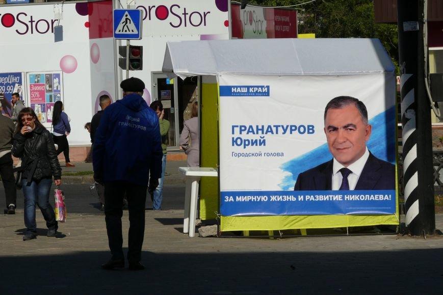 Фотопятница: Николаевская предвыборная лихорадка (ФОТО) (фото) - фото 26