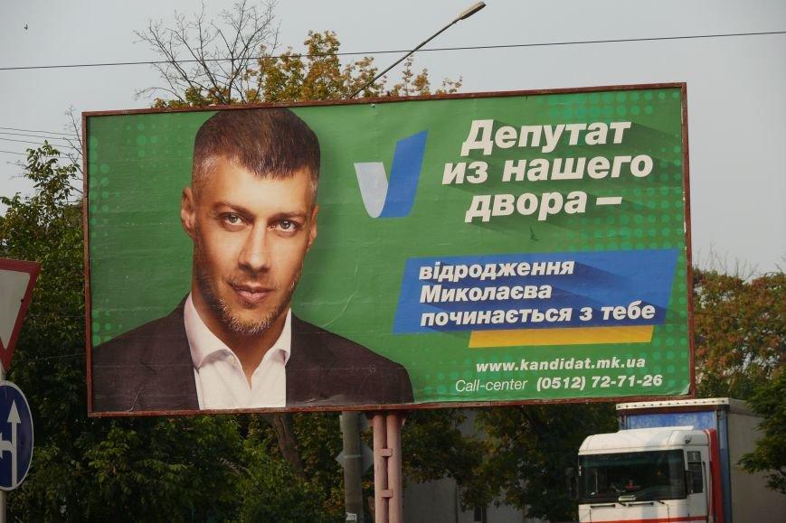 Фотопятница: Николаевская предвыборная лихорадка (ФОТО) (фото) - фото 5