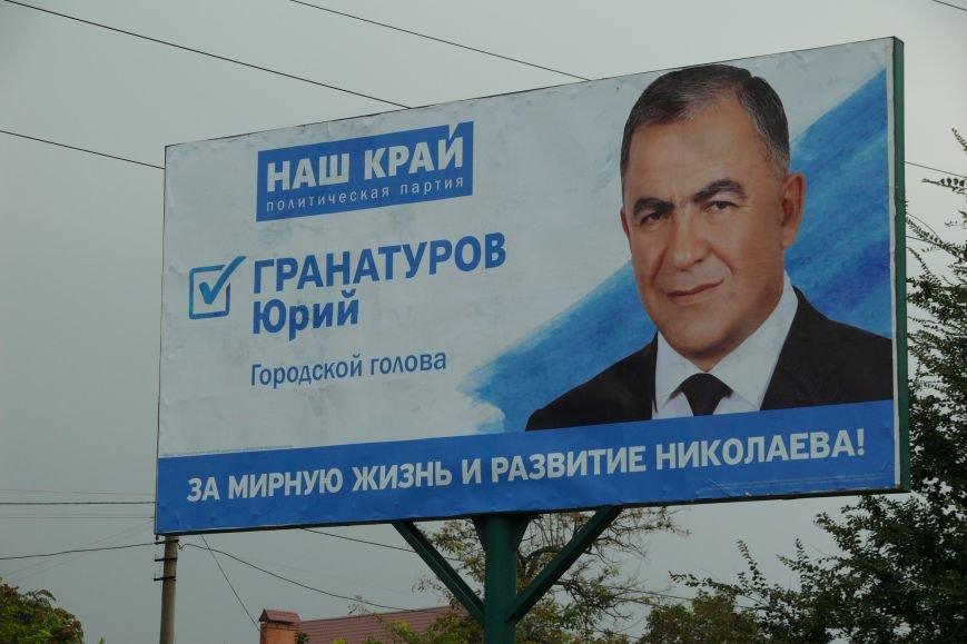 Фотопятница: Николаевская предвыборная лихорадка (ФОТО) (фото) - фото 1