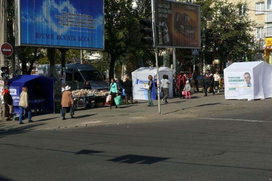 Фотопятница: Николаевская предвыборная лихорадка (ФОТО) (фото) - фото 19