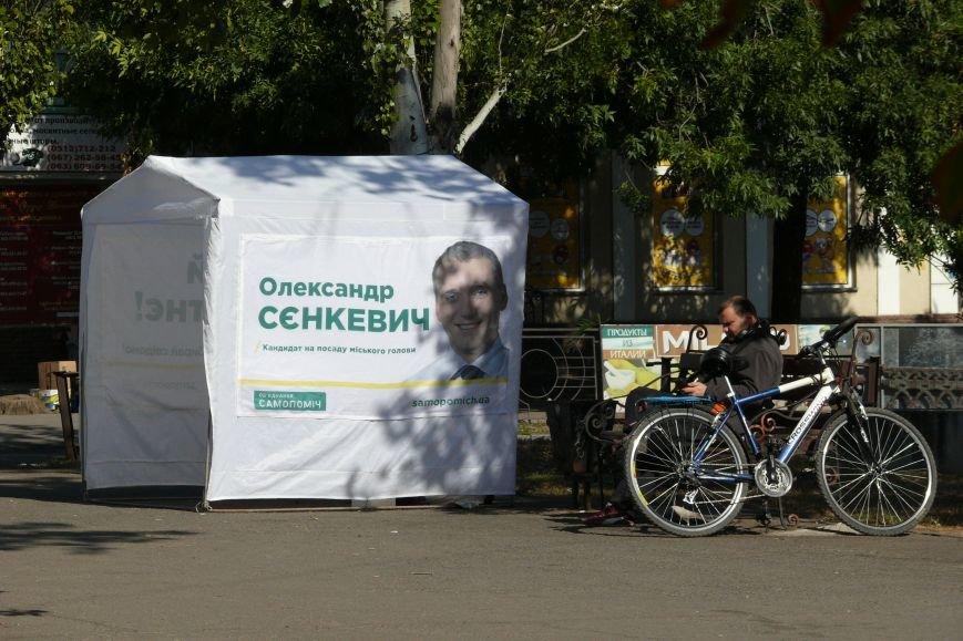 Фотопятница: Николаевская предвыборная лихорадка (ФОТО) (фото) - фото 21