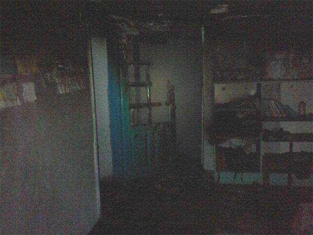 На Николаевщине пожар едва не унес жизни девяти детей (ФОТО) (фото) - фото 1