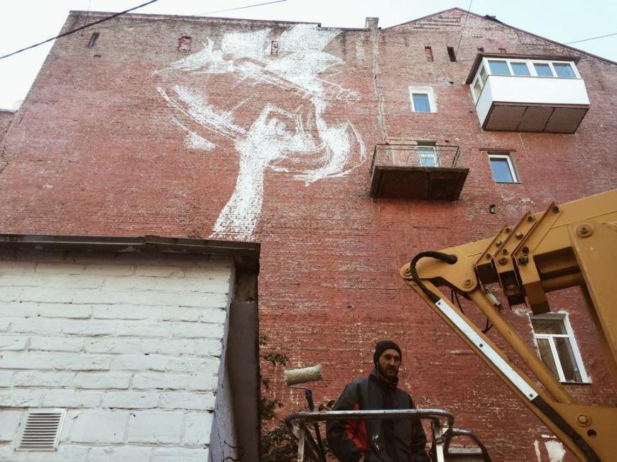 В Киеве создадут новый мурал, который посвятят журналистам (ФОТОФАКТ) (фото) - фото 1