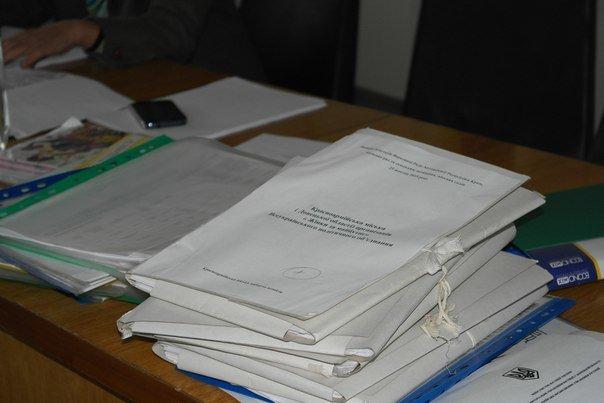 Местные выборы в Красноармейске: из сейфа избирательной комиссии исчезла часть документов политпартий (фото) - фото 3