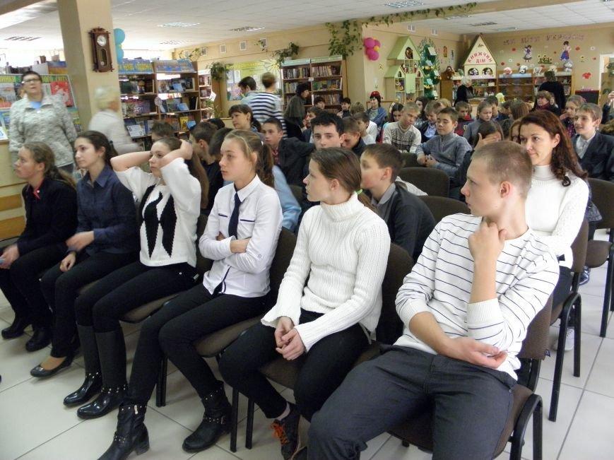 В Краматорск приезжал книжный форум на колесах (фото) - фото 2