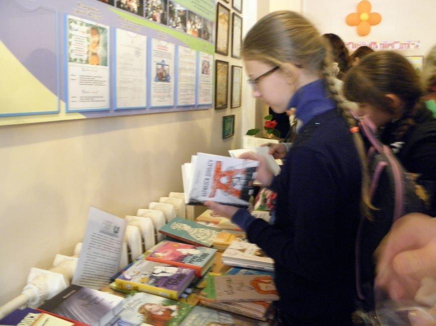 В Краматорск приезжал книжный форум на колесах (фото) - фото 4
