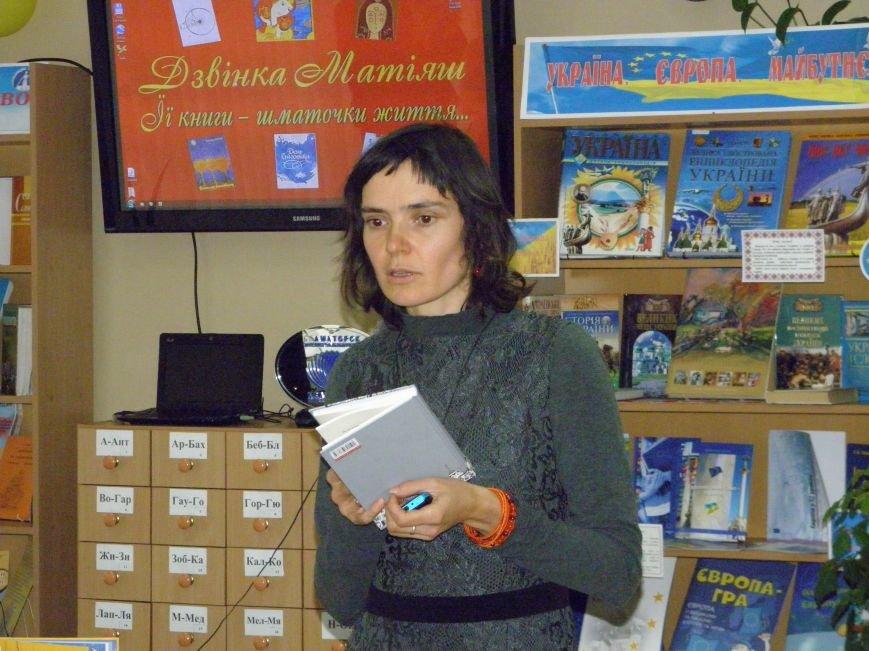 В Краматорск приезжал книжный форум на колесах (фото) - фото 1