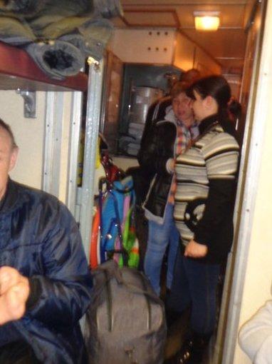 «Как сельди в бочке», вынуждены добираться жители Удоры в  столицу Коми (фото) - фото 1