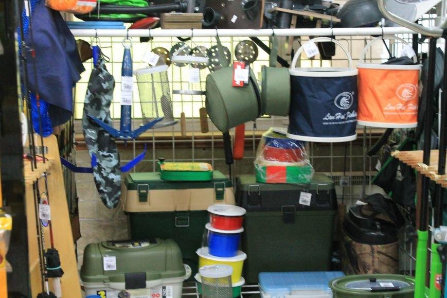 В Троицке в ТиНАО после ремонта открылся магазин «Рыбалка и спорт» (ФОТОРЕПОРТАЖ) (фото) - фото 1
