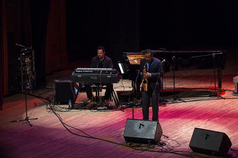 Легендарные The Headhunters сыграли в Белгороде на юбилейном фестивале «Джазовая провинция», фото-2