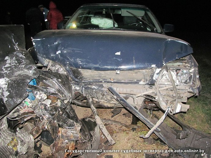 Пьяный маневр в Добрушском районе: водитель встречной машины погиб, пассажир в больнице (фото) - фото 3