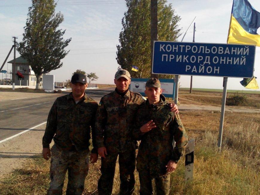 Блокада оккупированного Крыма проходит по новым правилам: теперь проверяют и легковые автомобили (фото) - фото 1