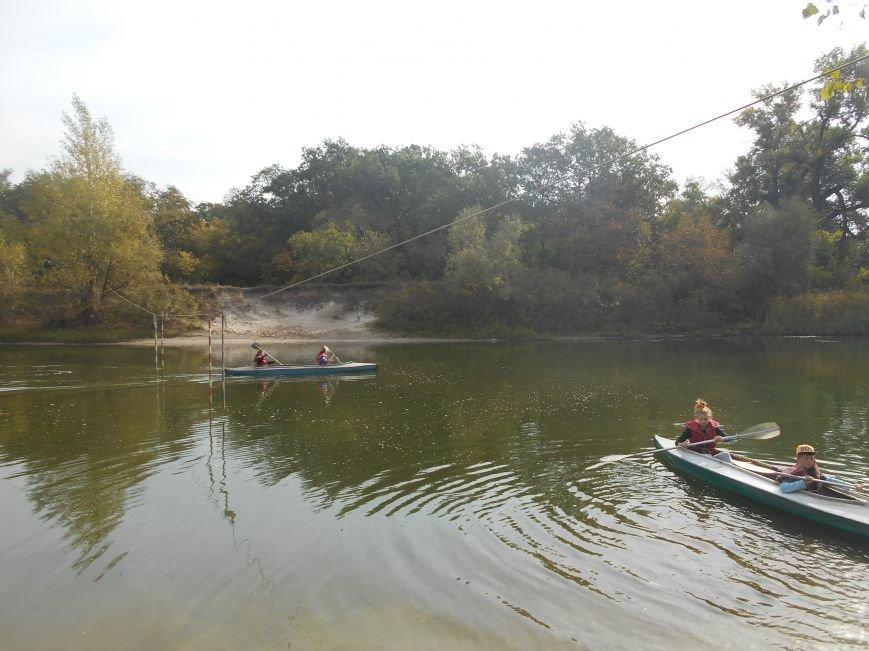 Днепродзержинские школьники выступили на соревнованиях по водному туризму (фото) - фото 4