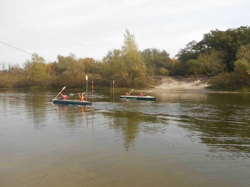 Днепродзержинские школьники выступили на соревнованиях по водному туризму (фото) - фото 5