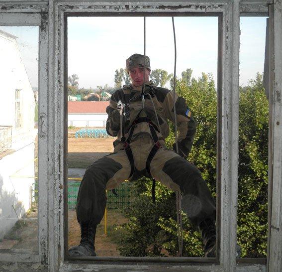 Як Полтавські правоохоронці відпрацьовували тактичні дії (ФОТО) (фото) - фото 2