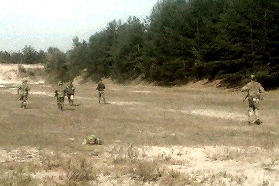 Як Полтавські правоохоронці відпрацьовували тактичні дії (ФОТО) (фото) - фото 5