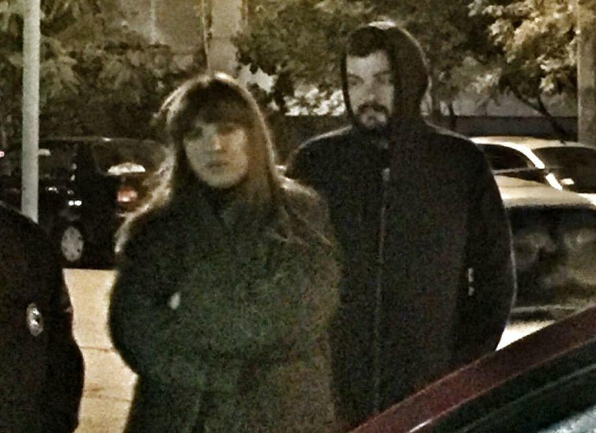 В Киеве полицейские задержали сына нардепа Корчинского на украденном авто (ФОТО) (фото) - фото 1